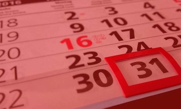 PUNCTUATION OF THE CALENDAR YEAR