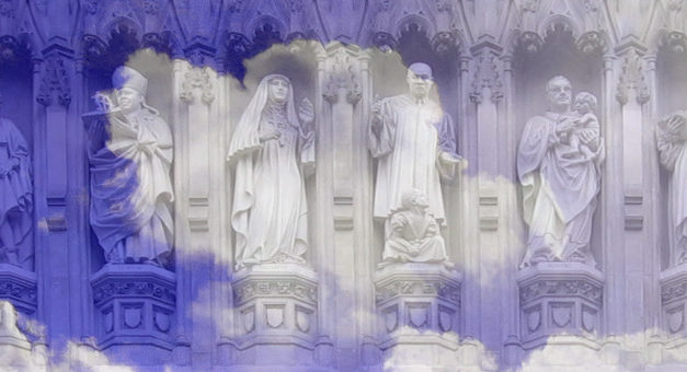 SAINTS AND MARTYRS:  TOO MANY TO COUNT