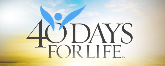 Forty Days for Life Baby Shower