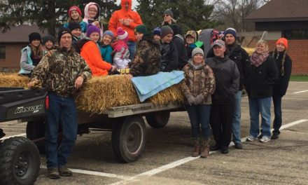 Hay Ride October 8th!