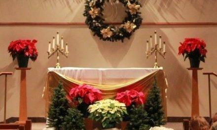 Christmas Mass Times