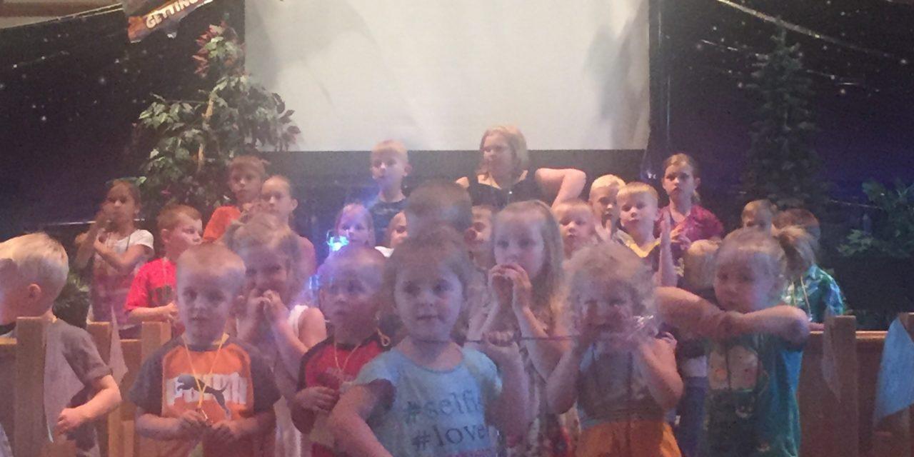 NEEDED:  Pre-school and Kindergarten Catechist