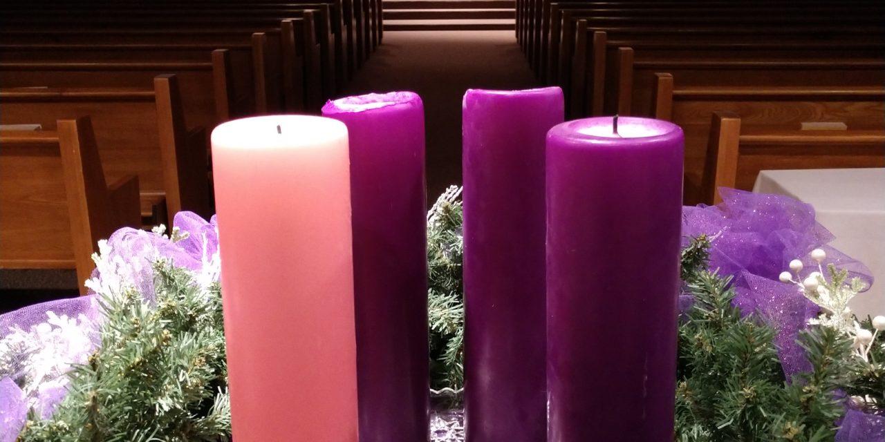 Advent at Saint Olaf