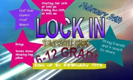 All Night Lock-In