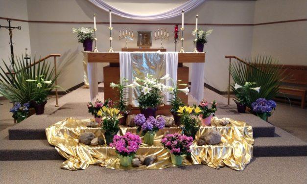 Easter at Saint Olaf