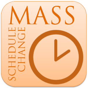 CORRECTION to Christmas Mass Schedule
