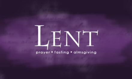 Lent and Holy Week