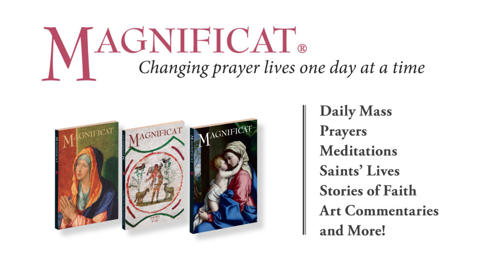 Temporary Free Access To Magnificat