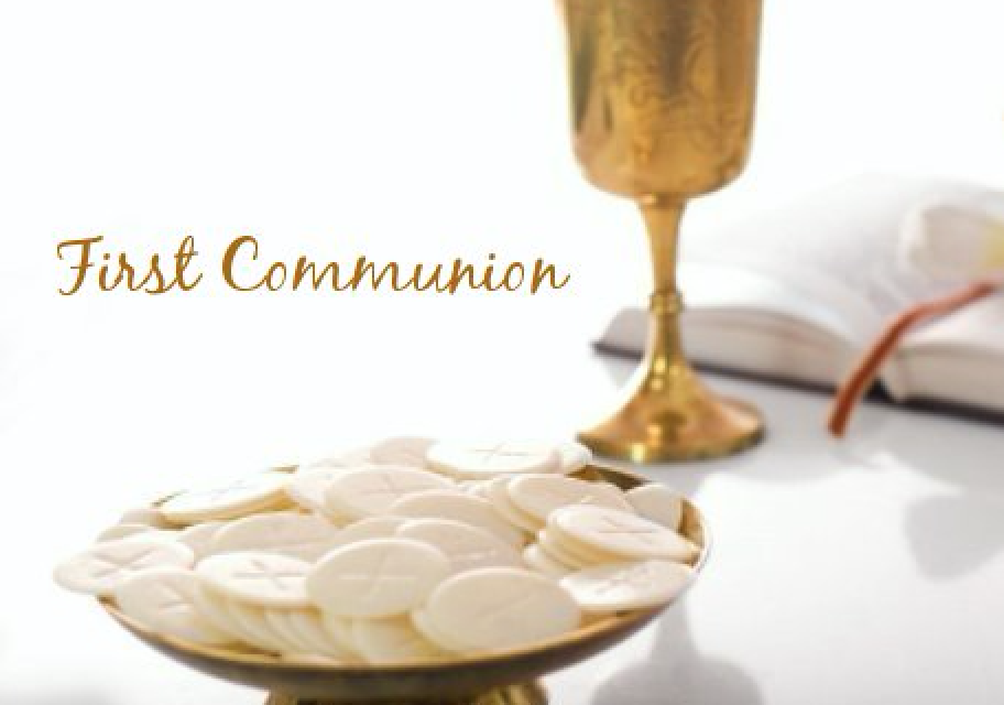 First Communion Weekend